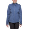 axant Alps Softshell Jacket Women ensign blue